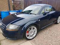 Audi tt 12 months mot petrol manual CD player