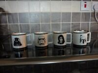 Star Wars Espresso Cups