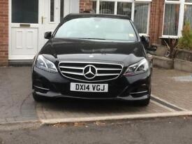 Mercedes e220se cdi 2014