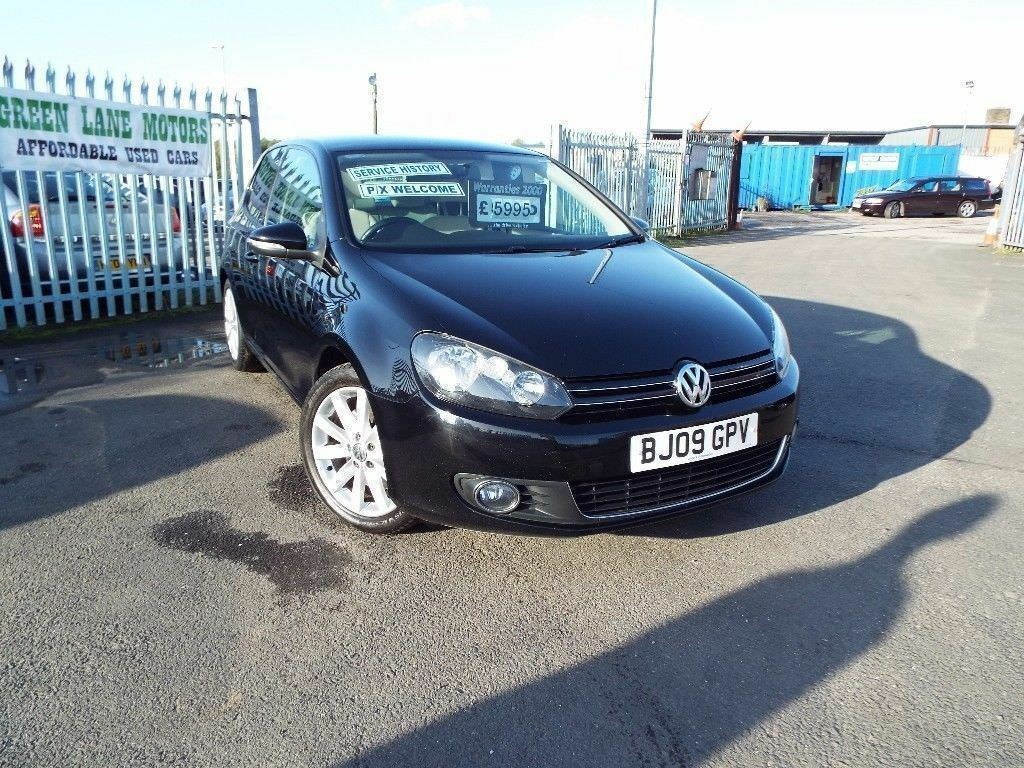 2009 VW GOLF 1.4 TSI GT 61K 10 MONTH MOT 3 MONTH WARRANTY PX WELCOME **FINANCE AVAILABLE**