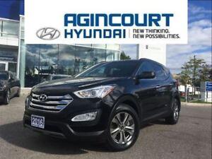 2016 Hyundai Santa Fe Sport 2.4 Premium AWD/BACKUP SENSORS/HEATE