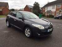 2011 RENAULT MEGANE DYNAMIQUE TOMTOM 12 MONTH MOT SERVICE HISTORY LOW MILEAGE FULL HPI CLEAR