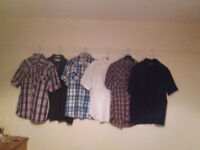 Mens Casual tops Assorted ( Large)
