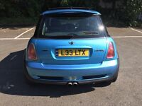 Mini Cooper S JCW conversion 1.6 engine