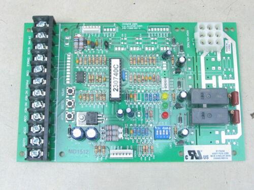 PowerMaster 230740C Control Box Main Circuit Board E178250