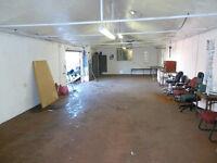 Workshop Warehouse Workspace Walthomstow - North East London