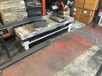 Complete slab and plinth concrete business £4000 ono