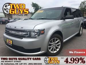 2014 Ford Flex SE 7PASS FWD BLUETOOTH