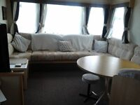 3 BERTH CARAVAN TO LET IN MABLETHROPE