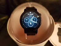 Moto 360 2nd Gen Android Smartwatch !!! - Great Condition – Only £95