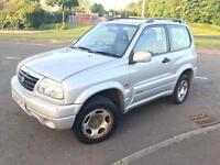 VERY GOOD CONDITION SUZUKI GRAND VITARA FOR SALE £1299