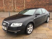 2007 / AUDI A6 / TDI / SE / ELECTRIC WINDOWS / CD / 2 KEYS / JANUARY MOT .