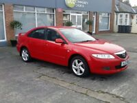 2004 MAZDA 6, LONG MOT, TOW BAR, DELIVERY AVAILABLE - SWAPS, P/X, TRADE INS WELCOME