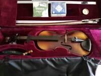 3/4 violin by Rosetti