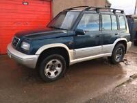 1996 Suzuki vitara 2.0 td auto breaking