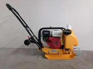 HOC - PLATE COMPACTOR TAMPER 14 17 18 INCH + FREE SHIPPING + 2 YEAR WARRANTY !!!!!!