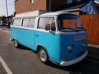 Vw camper 1972 crossover