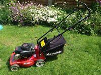 Mountfield Emblem Petrol lawnmower