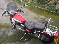 Lovely bike. 12 months MOT, no advisories.