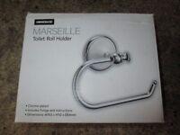 Brand new Marseille toilet roll holder (Homebase)