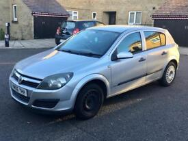 Vauxhall Astra 1.6i 16v Life 5dr Good Condition
