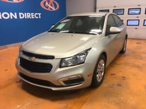 2016 Chevrolet Cruze Limited 1LT AIR/ AUTO/ CRUISE/ BLUETOOTH!