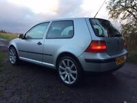 VW GOLF 1.4 16v MATCH , FULL YEARS MOT
