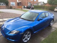 Mazda rx-8 for sale, spare's or repairs