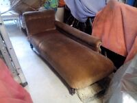 Vintage Chaise lounge