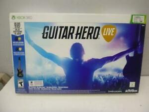 Guitar Hero Live For Xbox 360 We Buy And Sell New And Used Games and Consoles At Cash Pawn - 118216 - MY522417