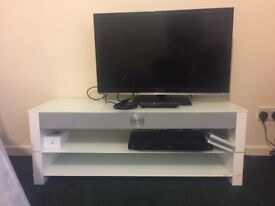 Tv unit with built in Bluetooth speaker