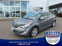 2013 Hyundai Elantra Limited, Leather, Sunroof, 36Km