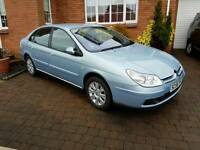 Citroen C5 exclusive diesel automatic 2007, may swap or px Cash my way