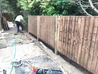 Fencing and landscaping contractor