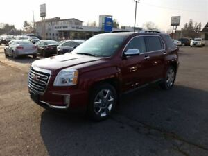 2016 GMC Terrain SLT AWD V6 Leather
