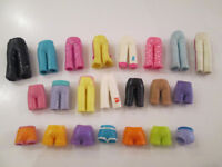 VARIOUS POLLY POCKET CLOTHES - FROM £3.00