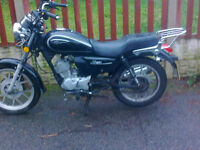 125 swap for a 125 scooter or £400
