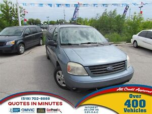 2005 Ford Freestar SPORT | FRESH TRADE IN | AS-IS SPECIAL