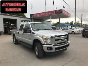 2012 Ford F-250 XLT diesel 4x4 6 places