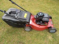 Sovereign Petrol Push Lawnmower