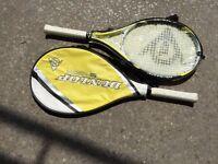 Dunlop Tennis Racquet pair