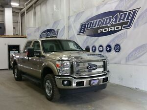 2011 Ford Super Duty F-250 SRW W/ Diesel Engine, Pwr Driver Seat