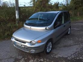 Fiat multipla 1.9 Jtd very good condition