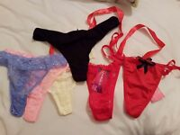 Ladies underwear ;)