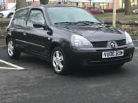 RENAULT CLIO 1.2 CAMPUS SPORT 2006 (06 REG)*£599*LONG MOT**CHEAP CAR TO RUN*PX WELCOME*DELIVERY