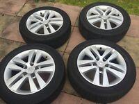 "Vauxhall Astra / Corsa Alloy wheels 16"" inch SXI / SRI (Corsa, zafria, design, active, life)"