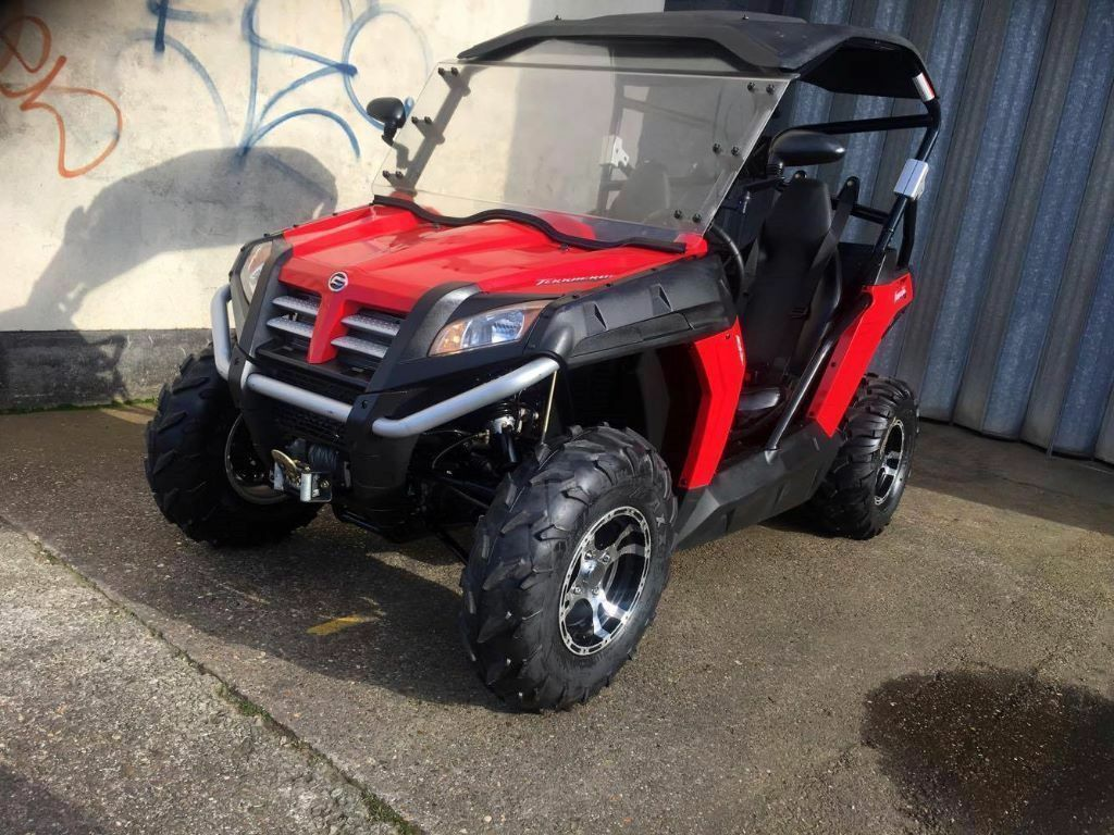 cf moto quadzilla z6 road legal buggy side by side in sheffield south yorkshire gumtree. Black Bedroom Furniture Sets. Home Design Ideas