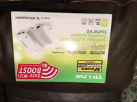 TP LINK AV500 wifi power line extender