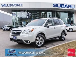 2014 Subaru Forester 2.5i Touring PKG No Accidents, Our Own Off
