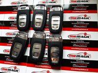 Audi Smart Key A4, A5, Q5, A, A7, A8 868MHz